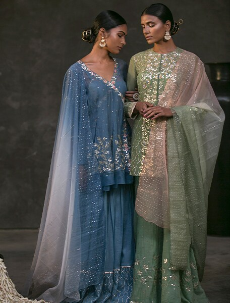 SHARARAS & GHARARAS-MUST-HAVE TRENDS