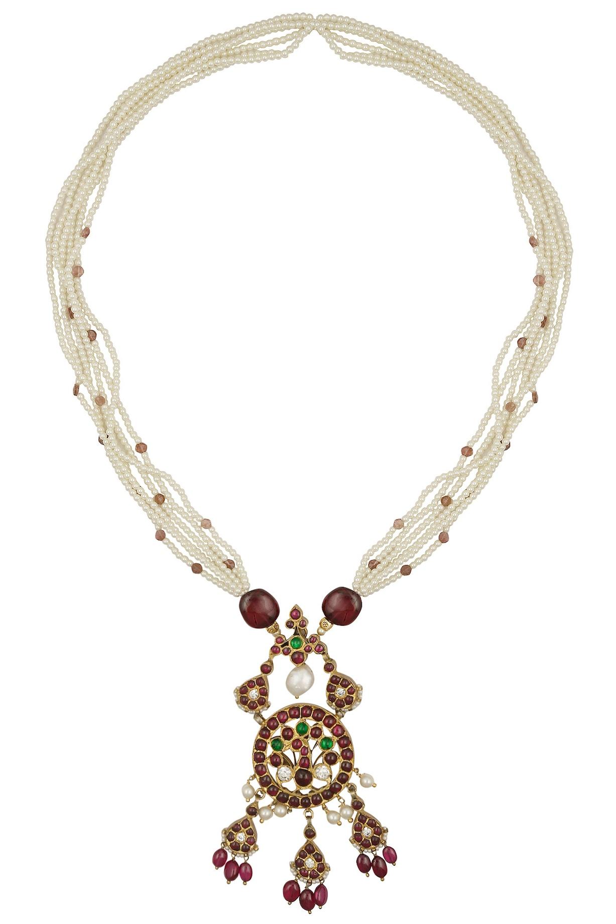Aaharya Necklaces