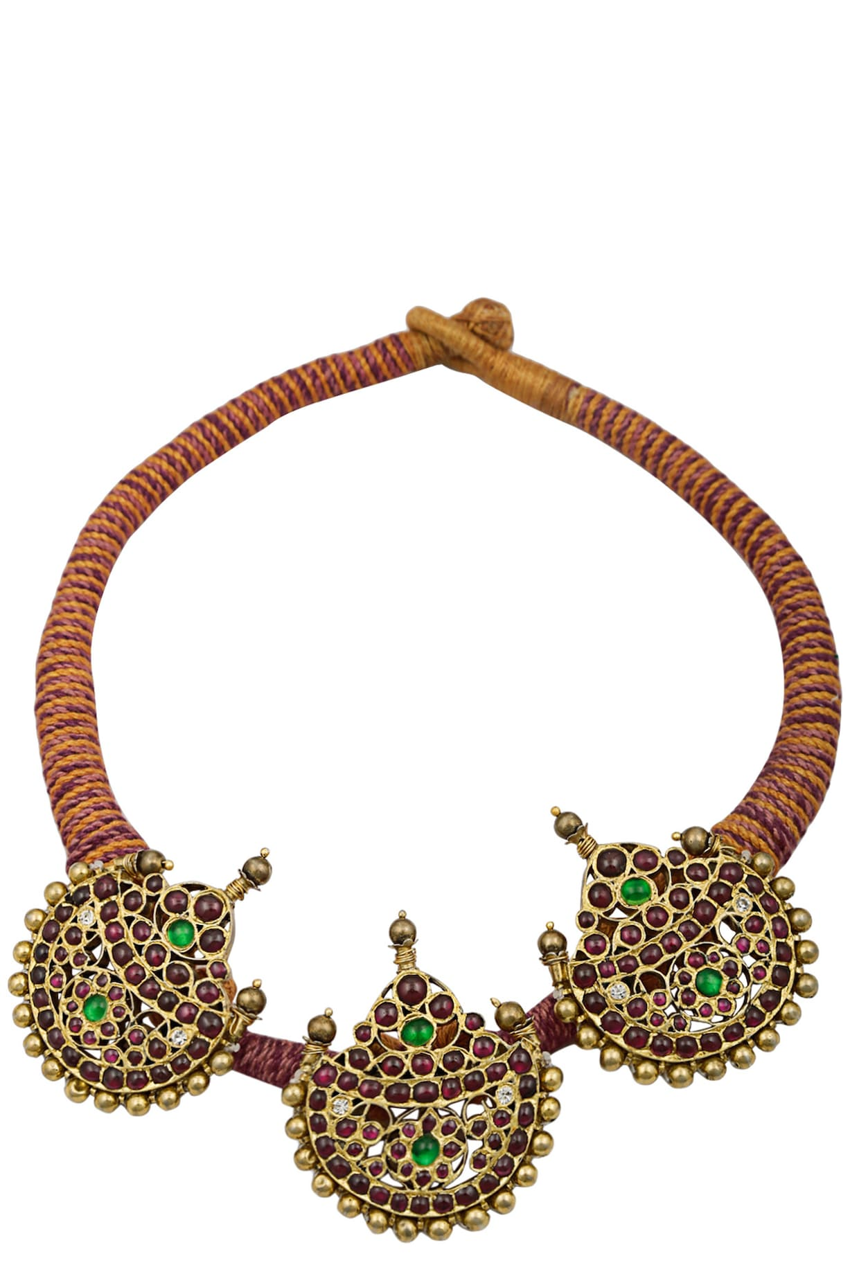 Aaharya Necklaces