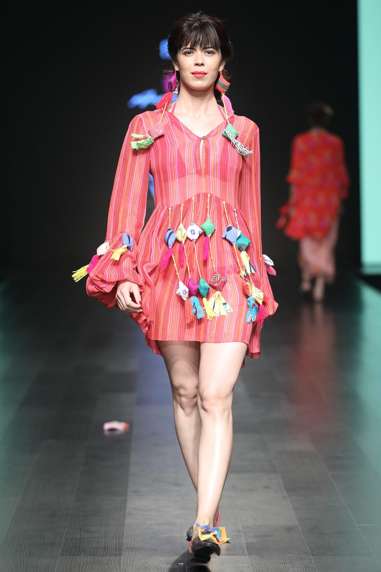 Anupamaa Dayal Short Dresses