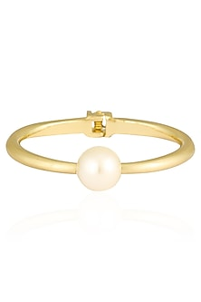 Aurum Chakra Gold Big Bracelet