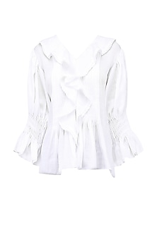 Arctic Pleated Shirt