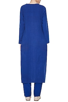Indigo Maitreyi Embroidered Kurta