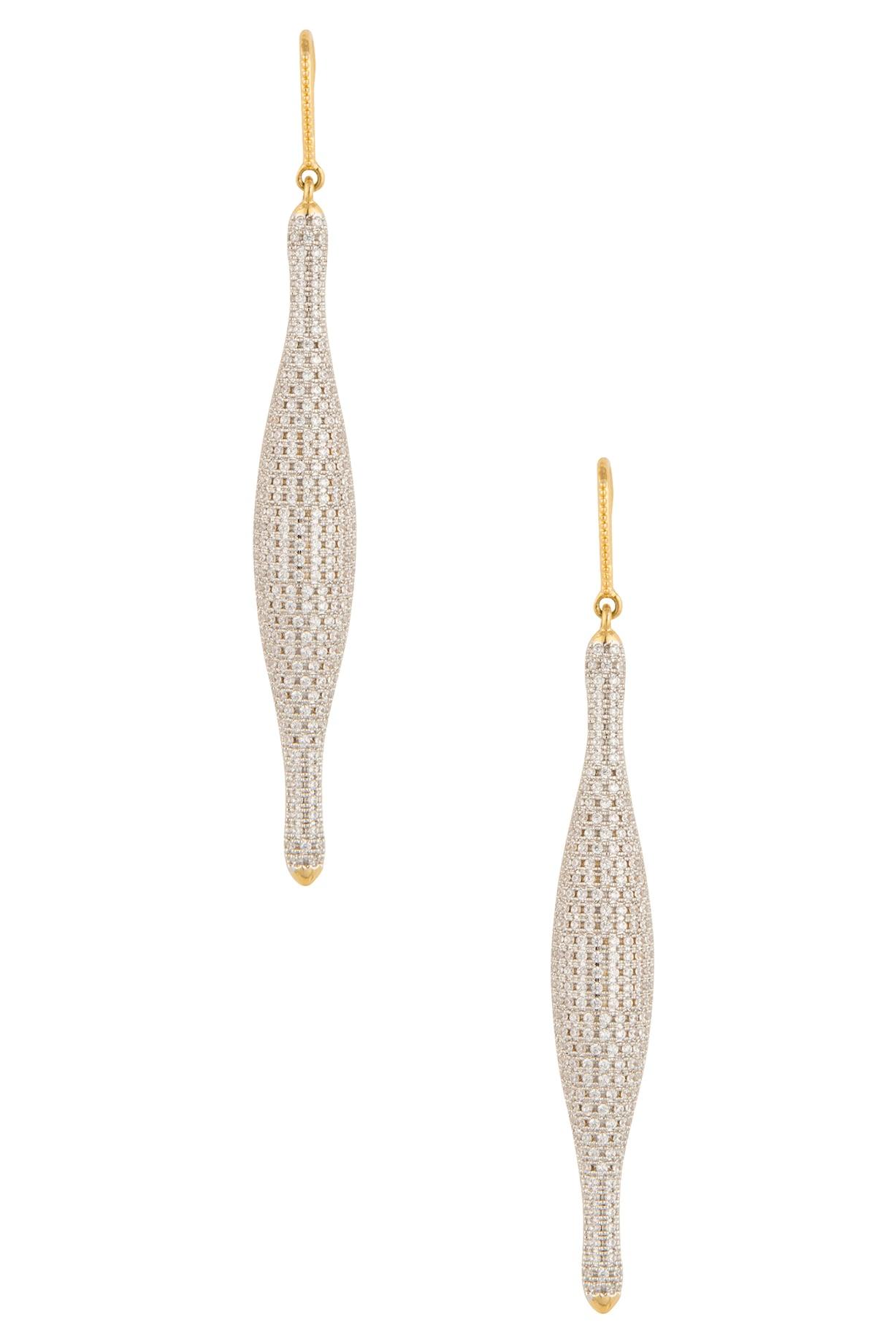 Art Karat Earrings