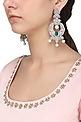 Aster designer Earrings