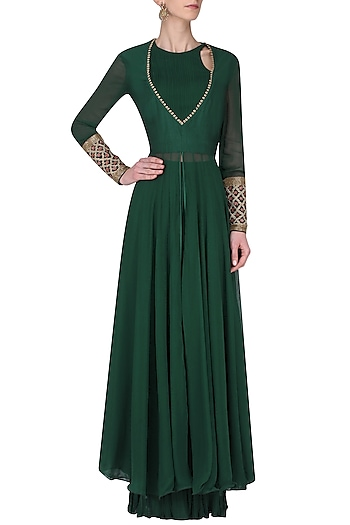 Emerald Green Kurta