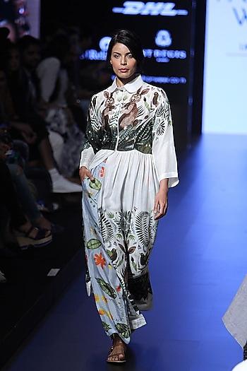 Aartivijay Gupta Maxi Dresses