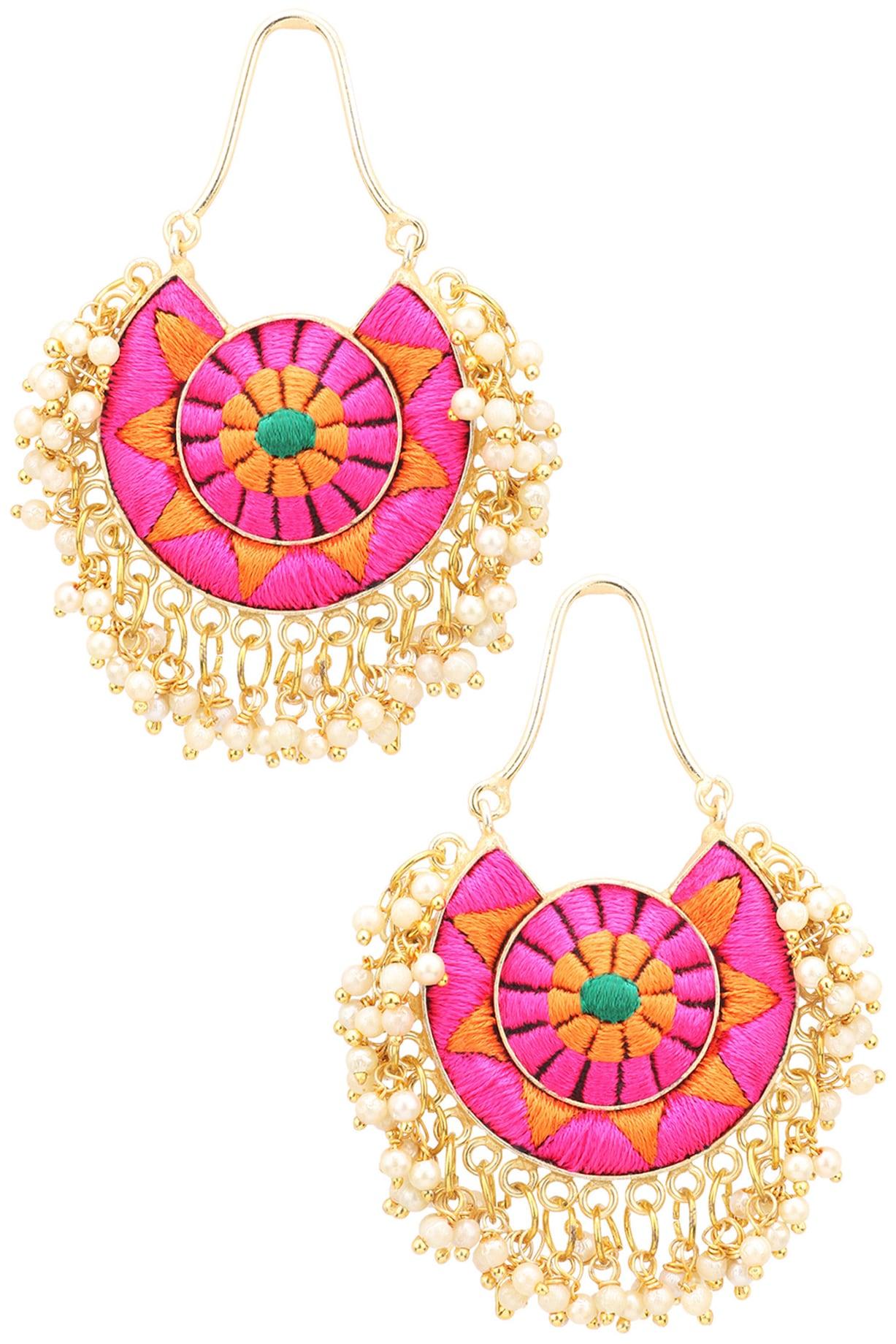 Bauble Bazaar Earrings