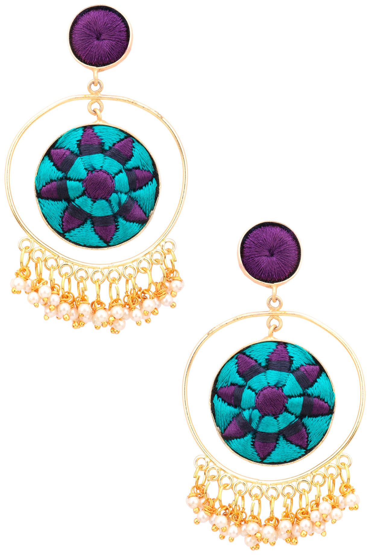 Bauble Bazaar Earrings