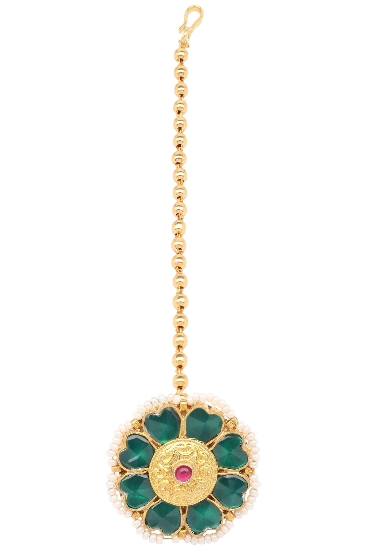 Belsi's Jewellery Maangtikas
