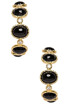 Black Frida Hoops by The Bohemian