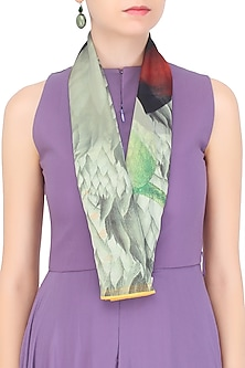 Multicolor Return To Paradise Scarf