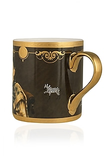 Brown Gold Sarkar Raj Rani Mug