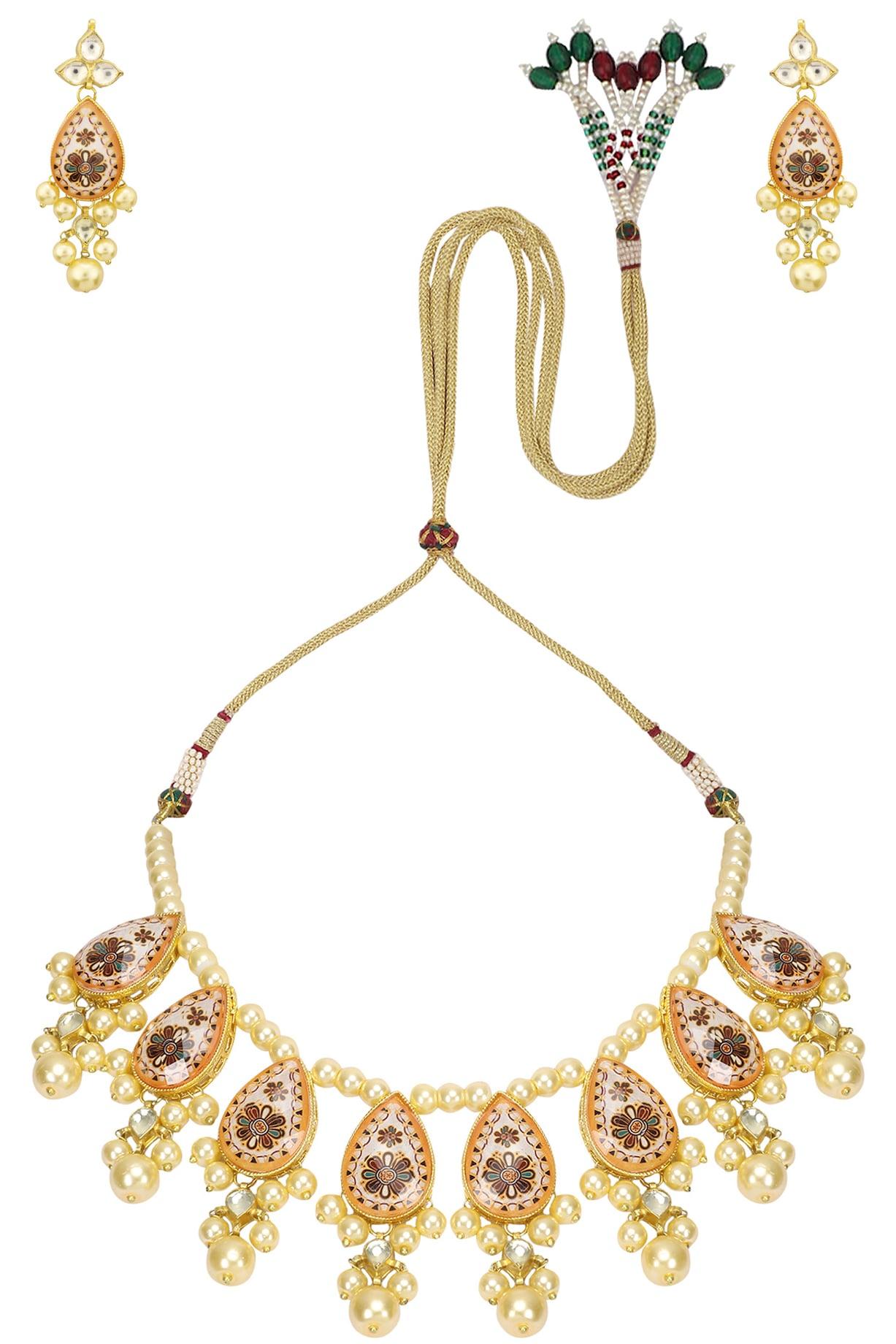 Chhavi's Jewels Necklaces