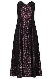 Multicolor Tube Dress