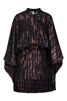 Multicolor Cape Shirt