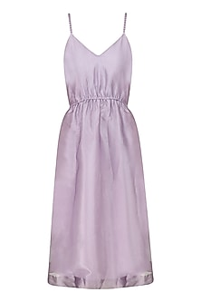 Lavender Thistle Tinkerbell Dress