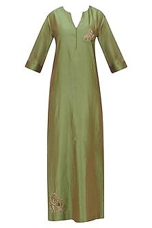 Henna Column Dress
