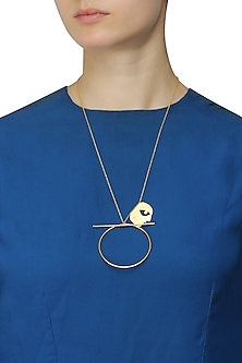 Gold Plated Bobo Chain Necklace