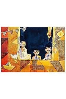 FAMINE by RUNA BISWAS X Mayinart