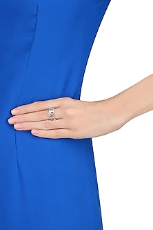 Love Respect Ring by Eina Ahluwalia