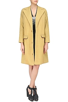 Camel Coat by Echo