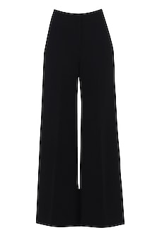 Black Flared Pants by Esse