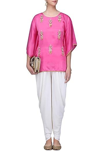 Pink Meera Embellished