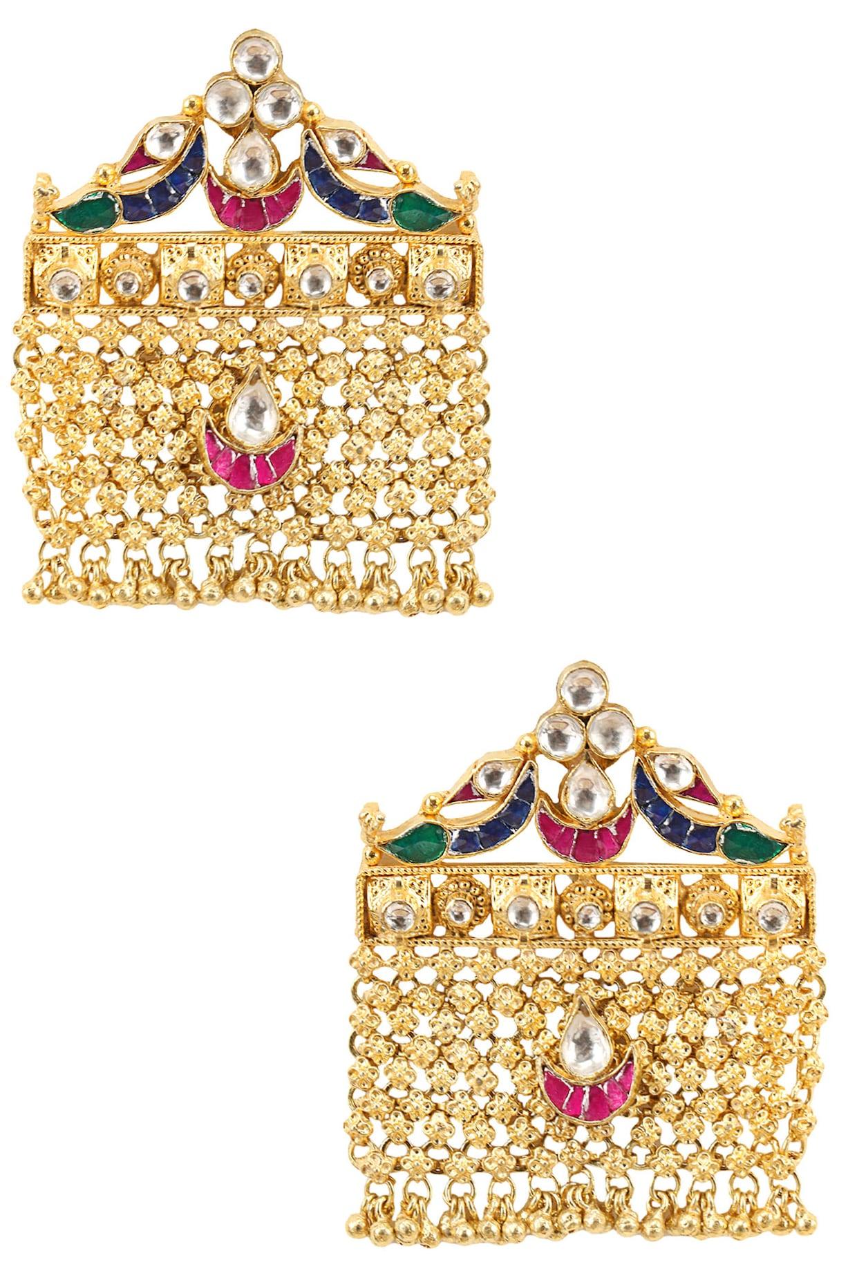 Firdaus By Akshita Earrings