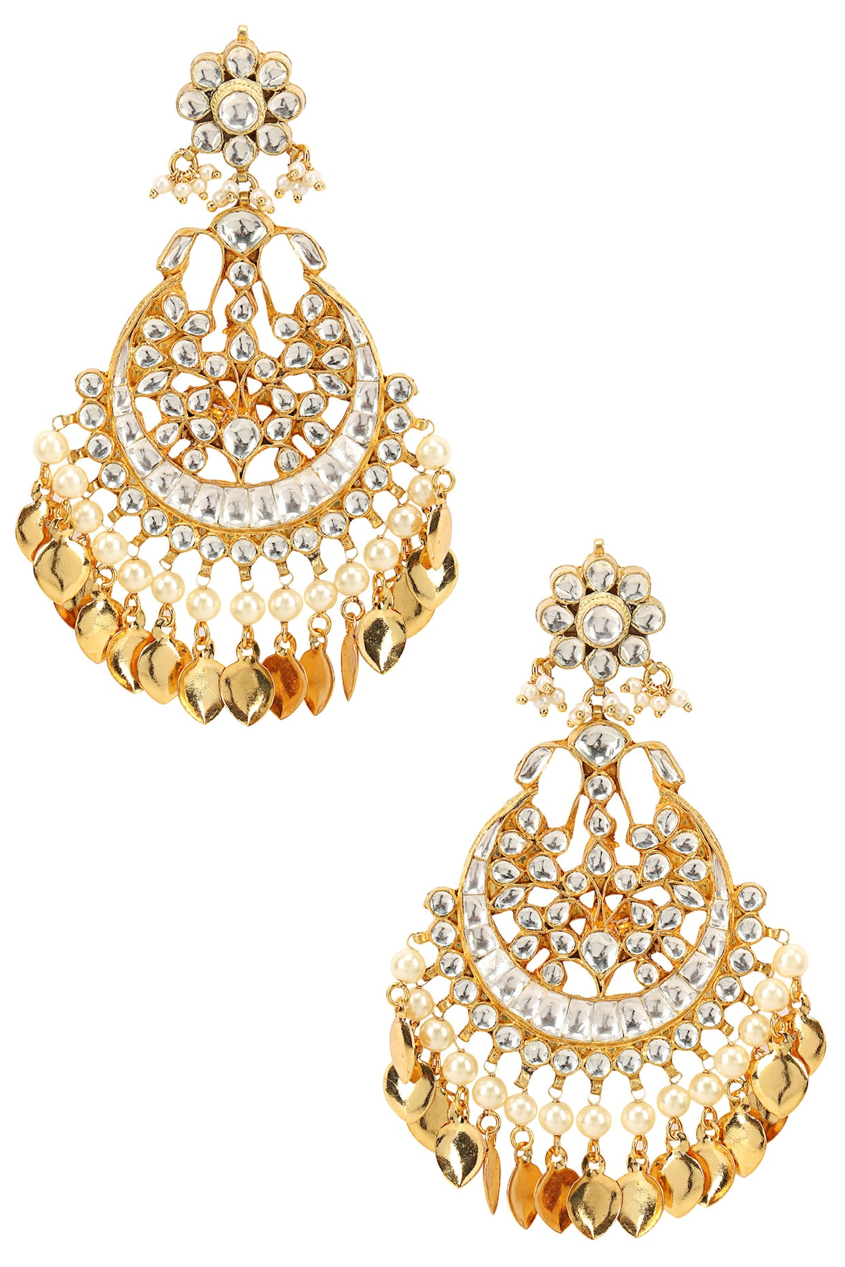 Firdaus By Akshita Earrings