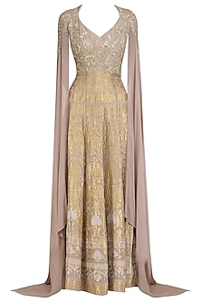 Toosh Dabka Embroidered Anarkali Set