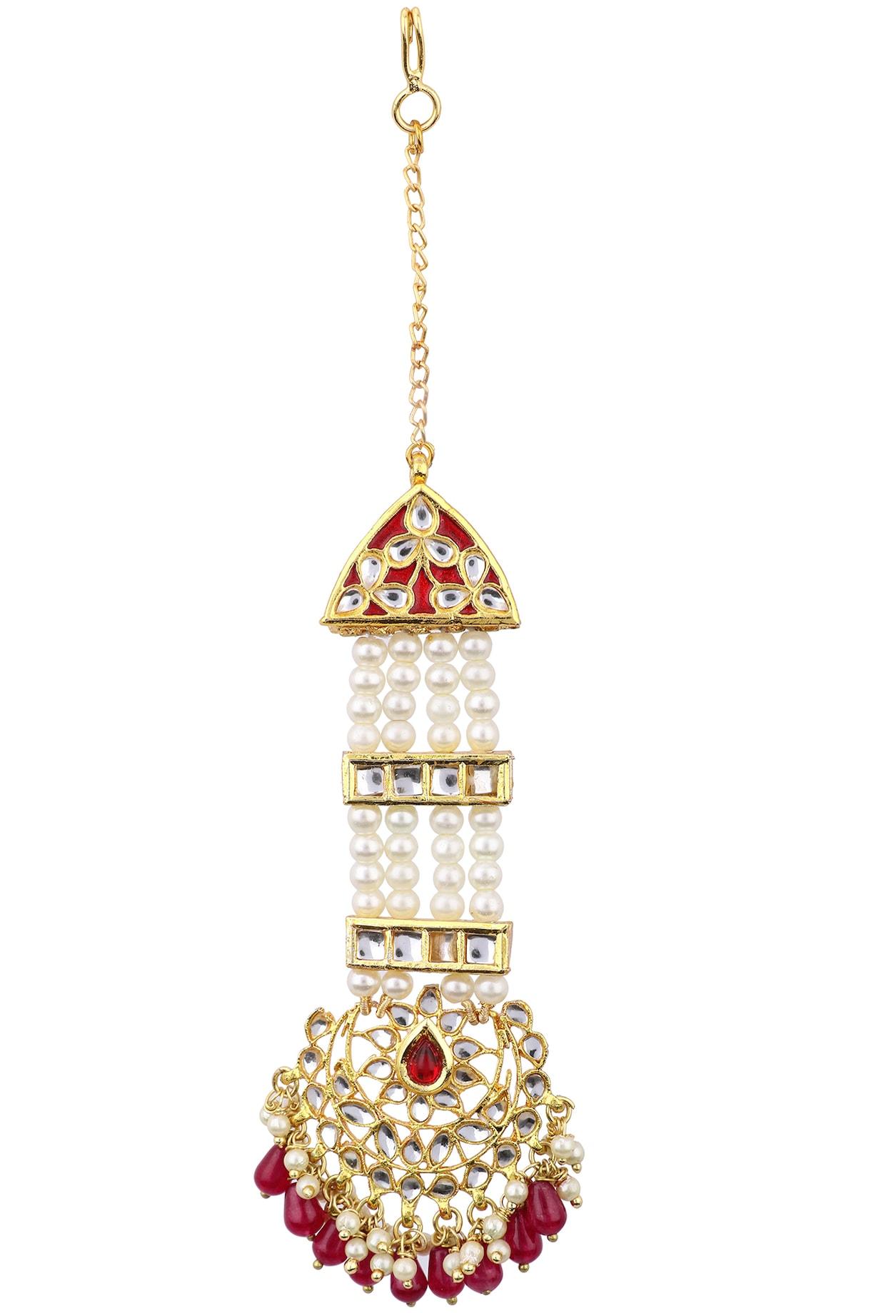 Just Jewellery Maangtikas