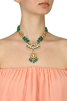 Pearls, Stone and Kundan Studded Long Necklace
