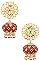 Just Shraddha designer Earrings