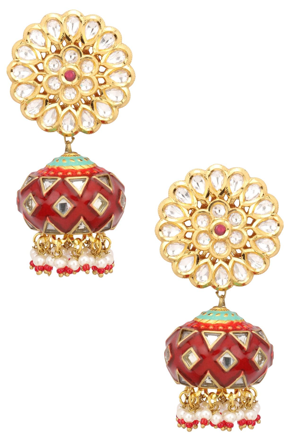Just Shraddha Earrings