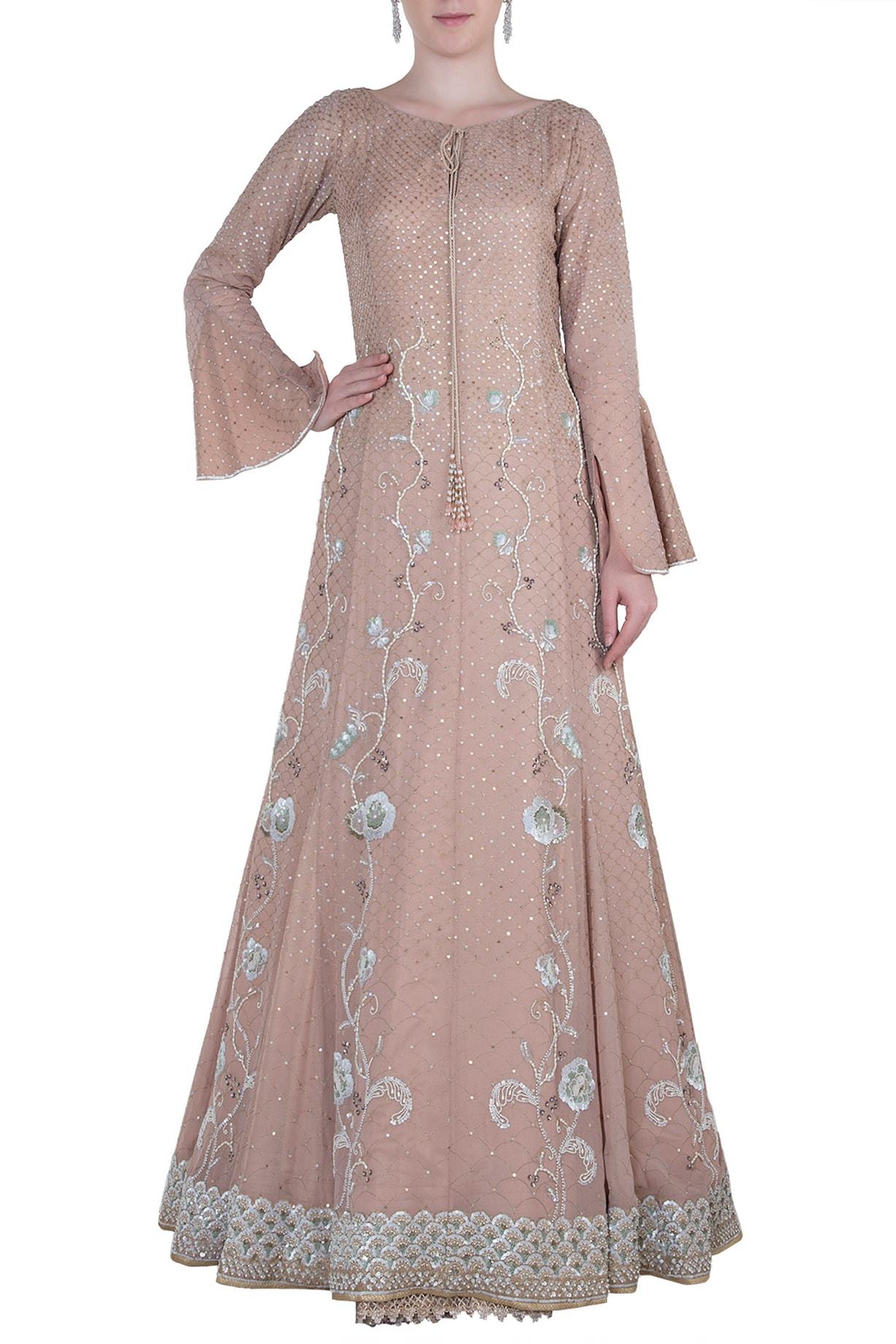 Kotwara by Meera and Muzaffar Ali Gowns