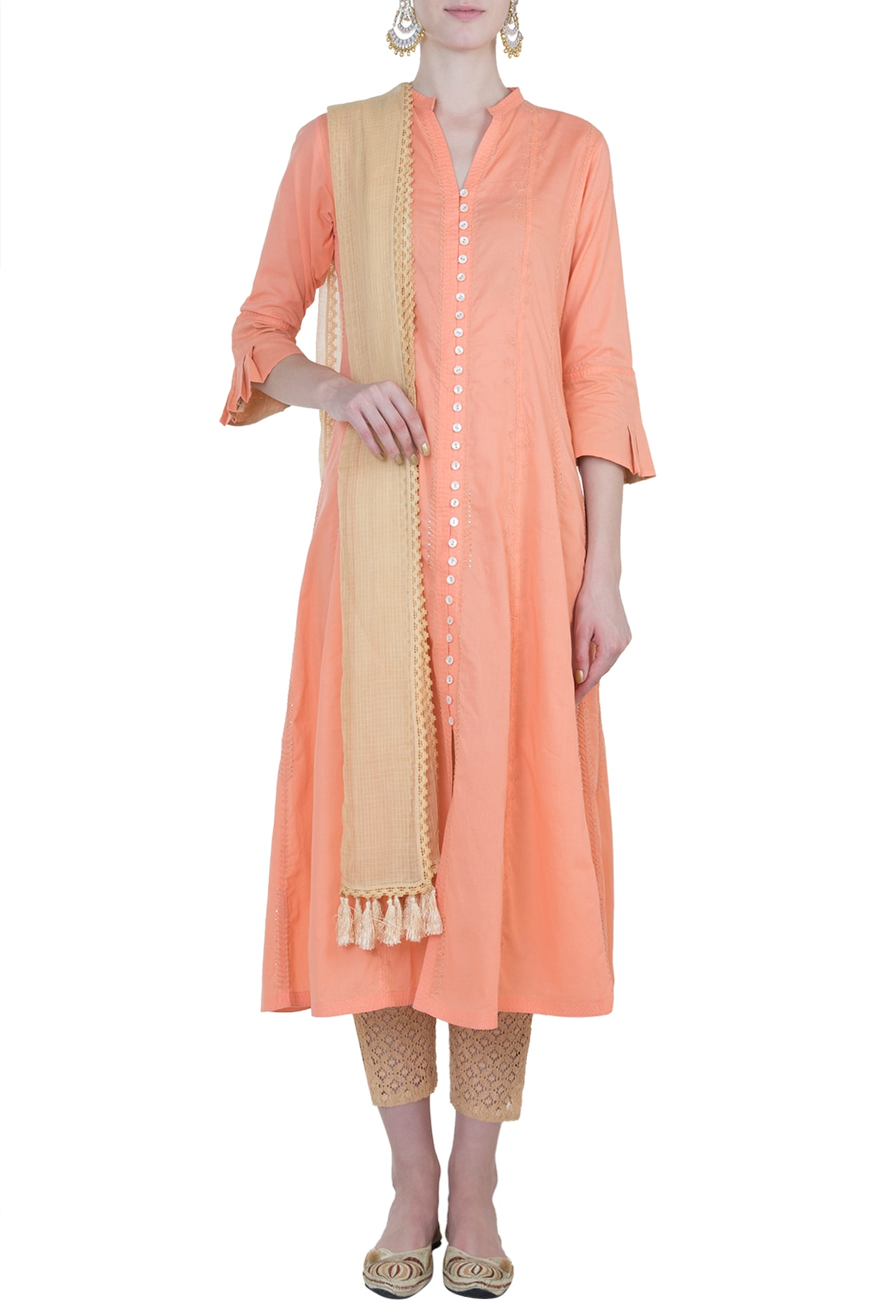 Kotwara by Meera and Muzaffar Ali Kurta Sets