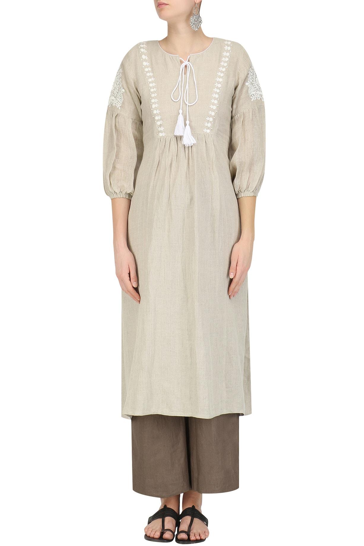 Linen and Linens Dresses