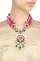 Moh-Maya by Disha Khatri designer Necklaces