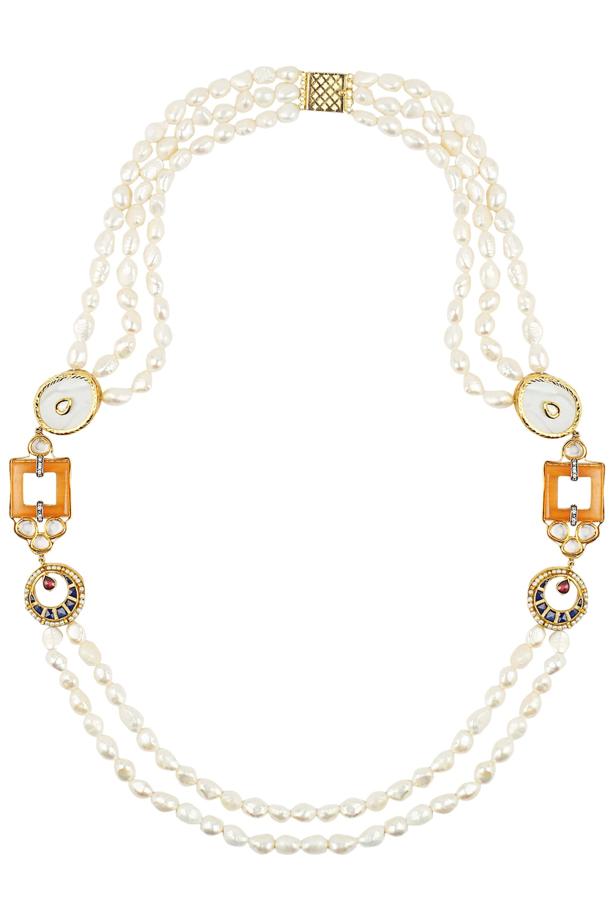 Moh-Maya by Disha Khatri Necklaces
