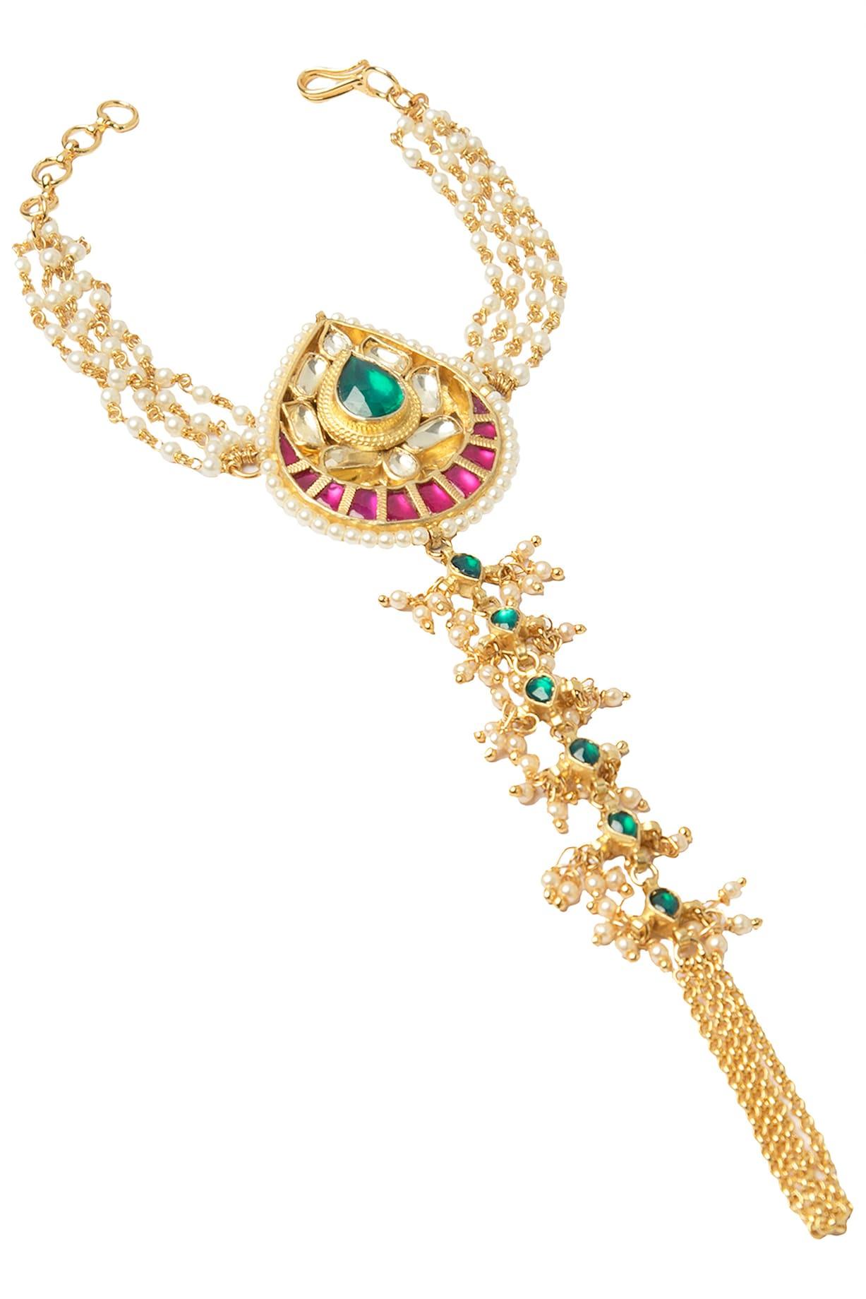 Moh-Maya by Disha Khatri Hand Harness