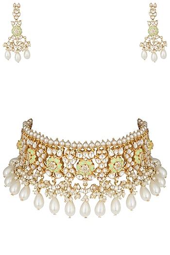 MOH-MAYA BY DISHA KHATRI Necklaces