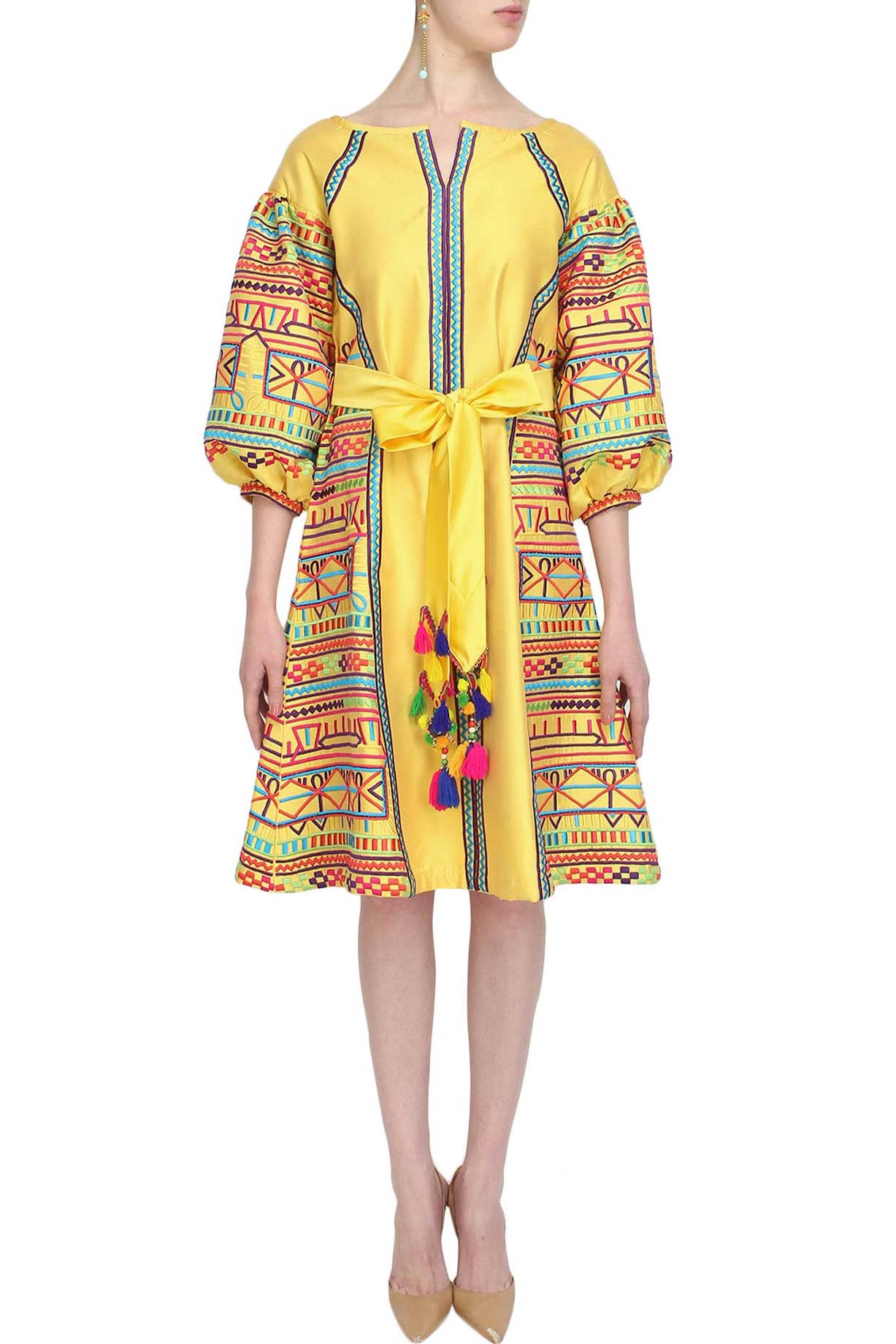 Mynah Designs By Reynu Tandon Dresses
