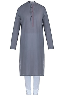 Grey kurta with pants