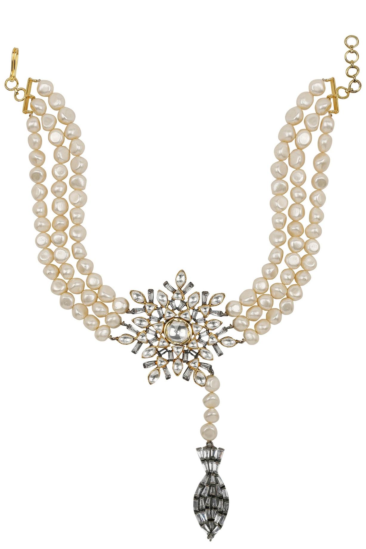 Nepra By Neha Goel Necklaces