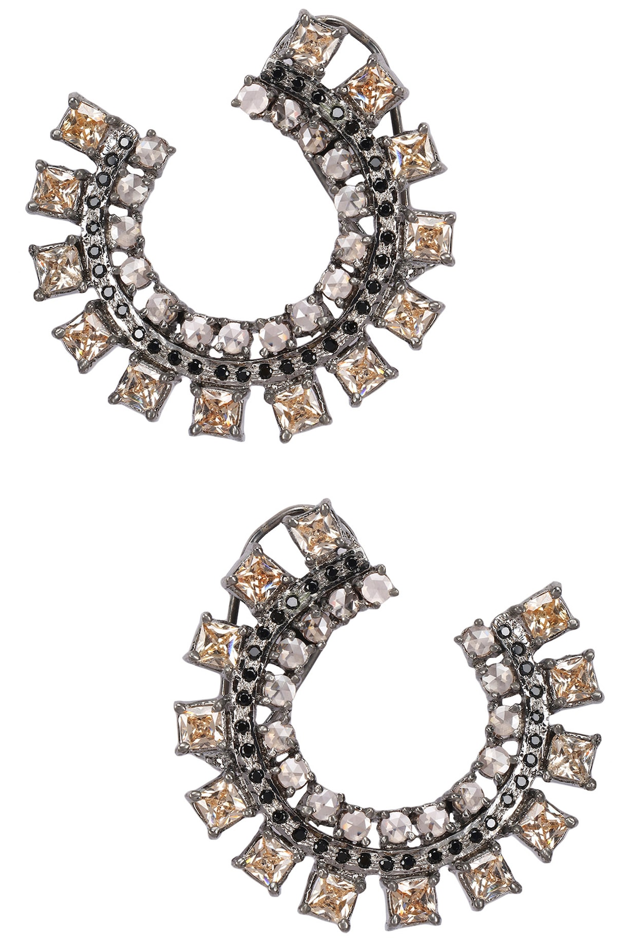 Nepra by Neha Goel Earrings