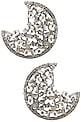 Nepra by Neha Goel designer Earrings