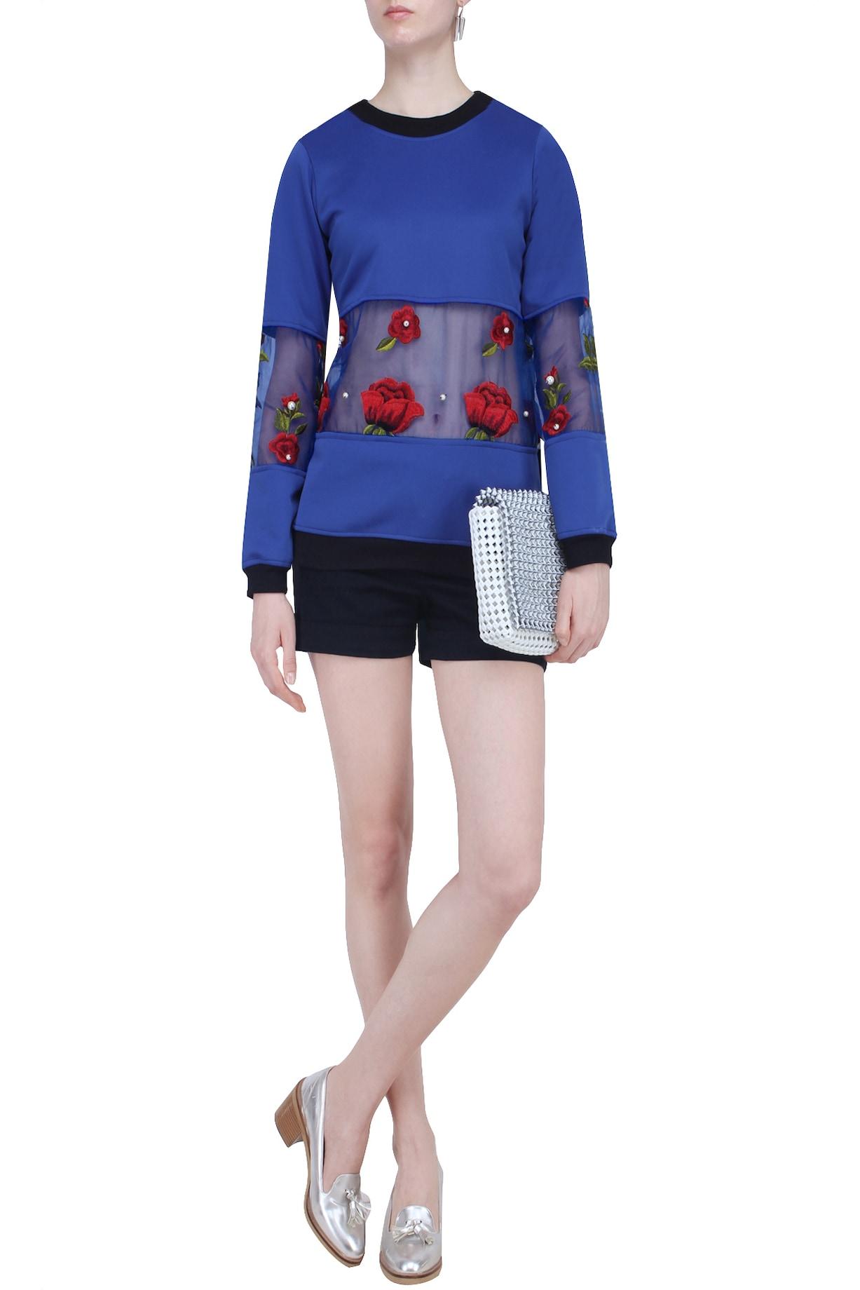 Nitya Bajaj Sweatshirts