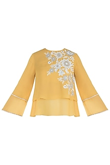 Yellow Marigold Top