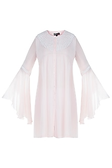 Frost Pink Sunray Tunic